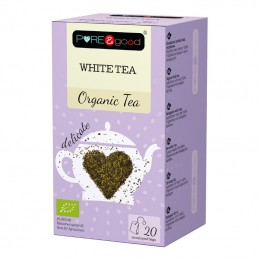 HERBATA EKOLOGICZNA WHITE TEA