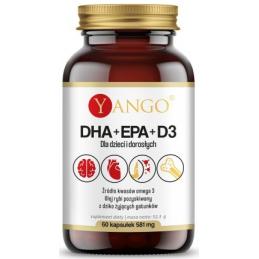 DHA + EPA + D3