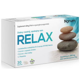 NARUM RELAX STRES