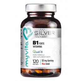 WITAMINA B1 50 mg SILVER...