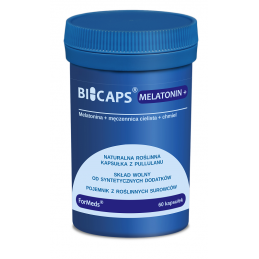 BICAPS MELATONIN +  melatonina