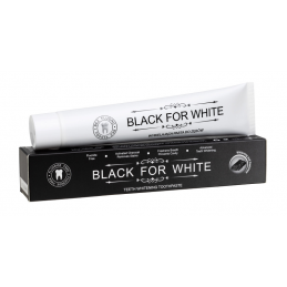 PASTA DO ZĘBÓW BLACK FOR...