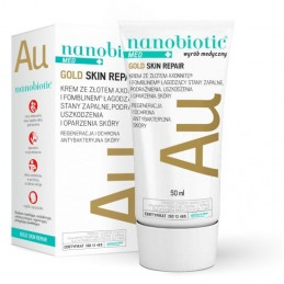 KREM NANOBIOTIC GOLD SKIN...