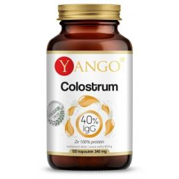 COLOSTRUM – 40% IgG